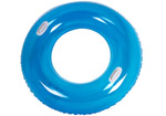 Large Clear Coloured Swim Ring