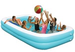 10ft Thick Walled Jumbo Paddling Pool