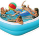 More pictures for 6ft Square Large Thick Walled Paddling Pool