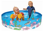 Snap Set Fill and Fun Paddling Pool