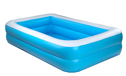 9ft large thick walled paddling pool for Large paddling pool
