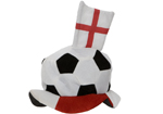 England Football Carnival Hat with St George Flag