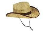 Fancy Dress Festival Hat Straw Cowboy Hat