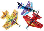 Stunt Toy Glider Planes Boys Party Bag Toys