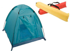 Small Tent with Carry Bag 1.2m x 1.2m x 80cm