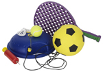 Active Games Football and Tennis Training Set