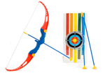 Champion Toy Archery Set with Target and Arrows