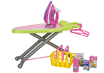 Pretend Play Toy Iron and Ironing Board Set