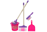 Kids Pretend Toys Cleaning Set