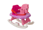 Pretend Play Baby Dolls Rocking Horse