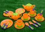 Pretend Toy Tea Set