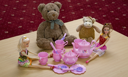Pretend Play Toy Tea Set