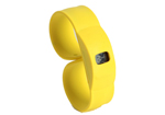 Silicone Snap Band Wrist Watch