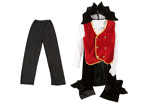 Childrens Dracula Costume Halloween