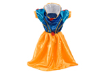 Girls Fancy Dress Snow White Costume