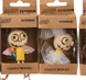 More pictures for 24pc Wooden Voodoo Dolls Keychain Party Bag Gifts
