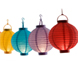 More pictures for Battery Operated Chinese Paper Lantern 6pc