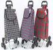 More pictures for 90cm Easy Step Shopping Trolley with Wheels