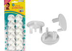 12pc Plug Protectors Socket Covers