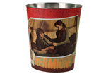 Harry Potter Deathly Hallows Tin Bedroom Bin