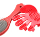 More pictures for Pet Massage Grooming Brush and Shampoo Mitt