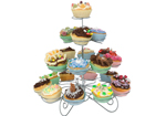 Cup Cake Stand for 23 Fairy Cakes