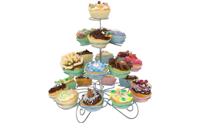 CupCake Stand for 23 Fairy Cakes