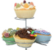 More pictures for CupCake Stand for 23 Fairy Cakes