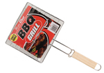 Long Handled Closed BBQ Grill