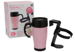 Breast Cancer Campaign  Pink Travel Mug