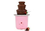 Breast Cancer Campaign Pink 3 Tier Chocolate Fountain