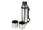 Thermo Vacuum Travel Flask with 2 Cups