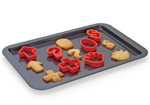 Kids Biscuit Cookie Cutters with Baking Tray