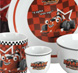 More pictures for Kids Breakfast Set Ceramic Roary the Racing Car Breakfast Set