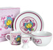 More pictures for Kids Breakfast Set Ceramic Fifi and the Flowertots Breakfast Set