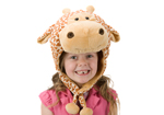 Giraffe Animal Hat - hullo!