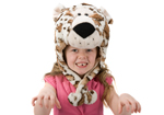 Leopard Animal Hat - grrrr