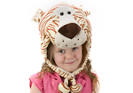 Tiger Animal Hat - prrrrt