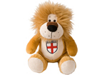 England World Cup Supporters Mascot Lion Soft Toy