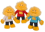 Sugar Puff Honey Monster Soft Toy