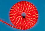 6 Metre Red Rope Light Indoor Outdoor Lights