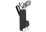 BBQ Tools with Golf Bag Caddy