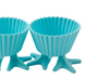 More pictures for 2pc Silly Feet Silicone Cupcake Mould