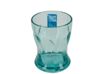 Pimlico Polished Short Plastic Teal Tumbler 12oz
