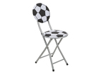 Football Design Folding Chair
