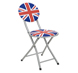More pictures for Folding Union Jack Chair